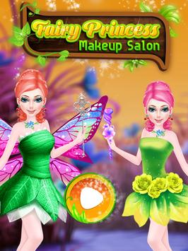 Fairy Princess Makeup Salon screenshot 3