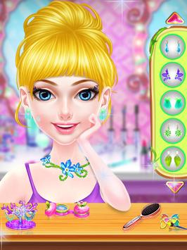 Fairy Princess Makeup Salon screenshot 9