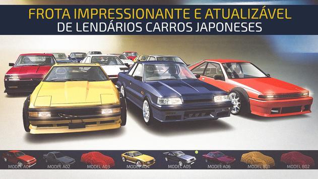 JDM Racing: Drag & Drift Races imagem de tela 4