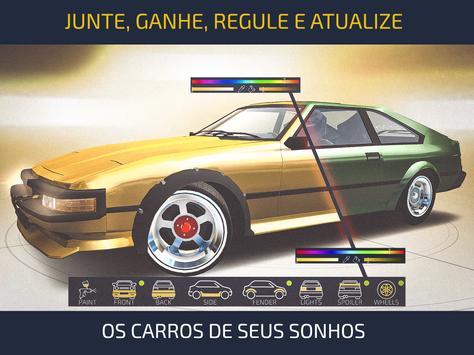 JDM Racing: Drag & Drift Races imagem de tela 6