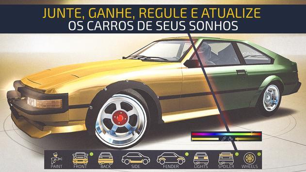 JDM Racing: Drag & Drift Races imagem de tela 1