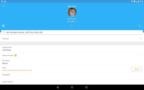 SMS ONE スクリーンショット 7