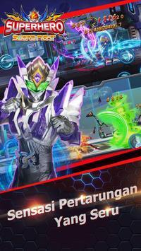 Superheroes Fight: Sword Battle - Action RPG poster