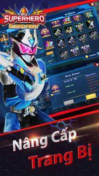 Siêu Nhân Chiến Đấu: Siêu Anh Hùng - Game Offline ảnh chụp màn hình 13