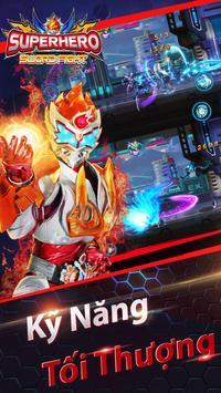 Siêu Nhân Chiến Đấu: Siêu Anh Hùng - Game Offline ảnh chụp màn hình 6