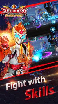 Superheroes Fight: Sword Battle - Action RPG 포스터