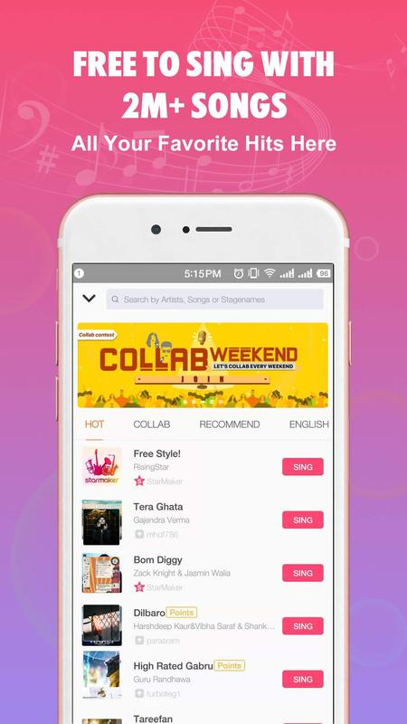 Starmaker For Android Apk Download