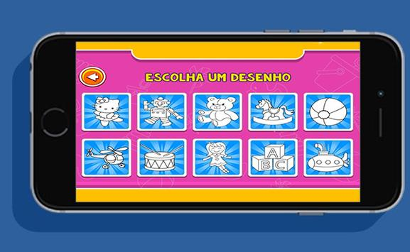 Meu Livrinho De Colorir Apk App Free Download For Android