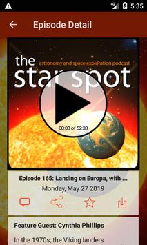 The Star Spot Podcast and Radio Show screenshot 6