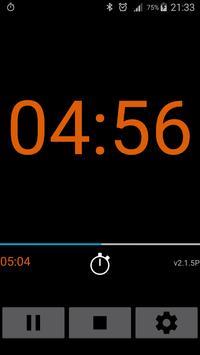 Stille Präsentations Timer Screenshot 1