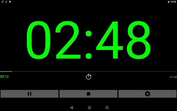 Stille Präsentations Timer Screenshot 3