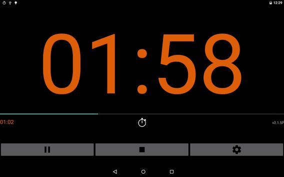 Stille Präsentations Timer Screenshot 4