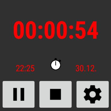 Stille Präsentations Timer Screenshot 9