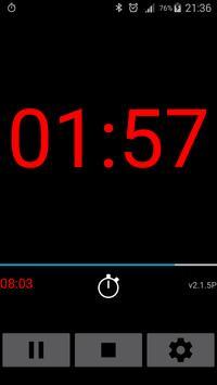 Silent Presentation Timer ảnh chụp màn hình 2