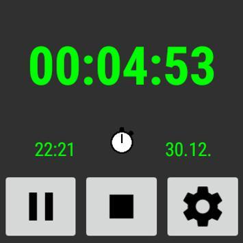 Silent Presentation Timer ảnh chụp màn hình 8
