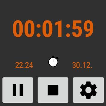 Stille Präsentations Timer Screenshot 8