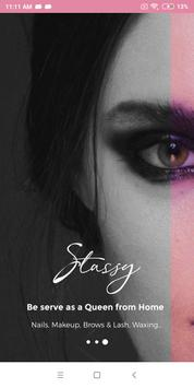 STASSY: Book Nearby Local Beauty Services poster
