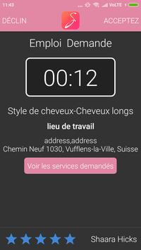 STASSY Partners: Beautician Jobs& Appointments screenshot 2