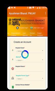 Ayushmaan Bharat List 2018-2019  PMJAY screenshot 1