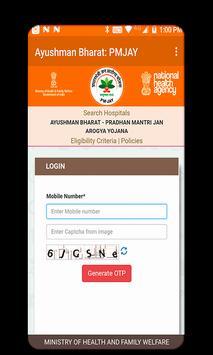 Ayushmaan Bharat List 2018-2019  PMJAY screenshot 2