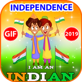 Independence Day GIF icon