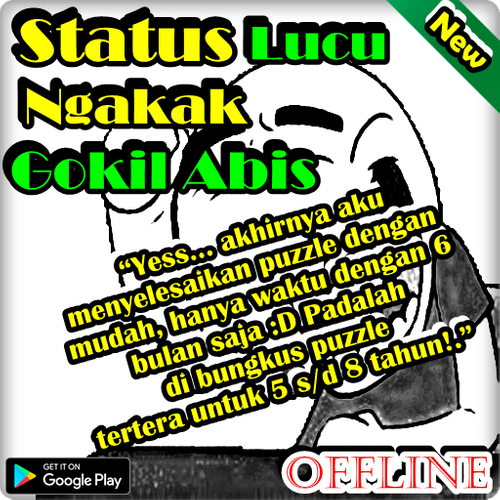 Status Lucu Ngakak Gokil Abis Apk 29 Download For Android