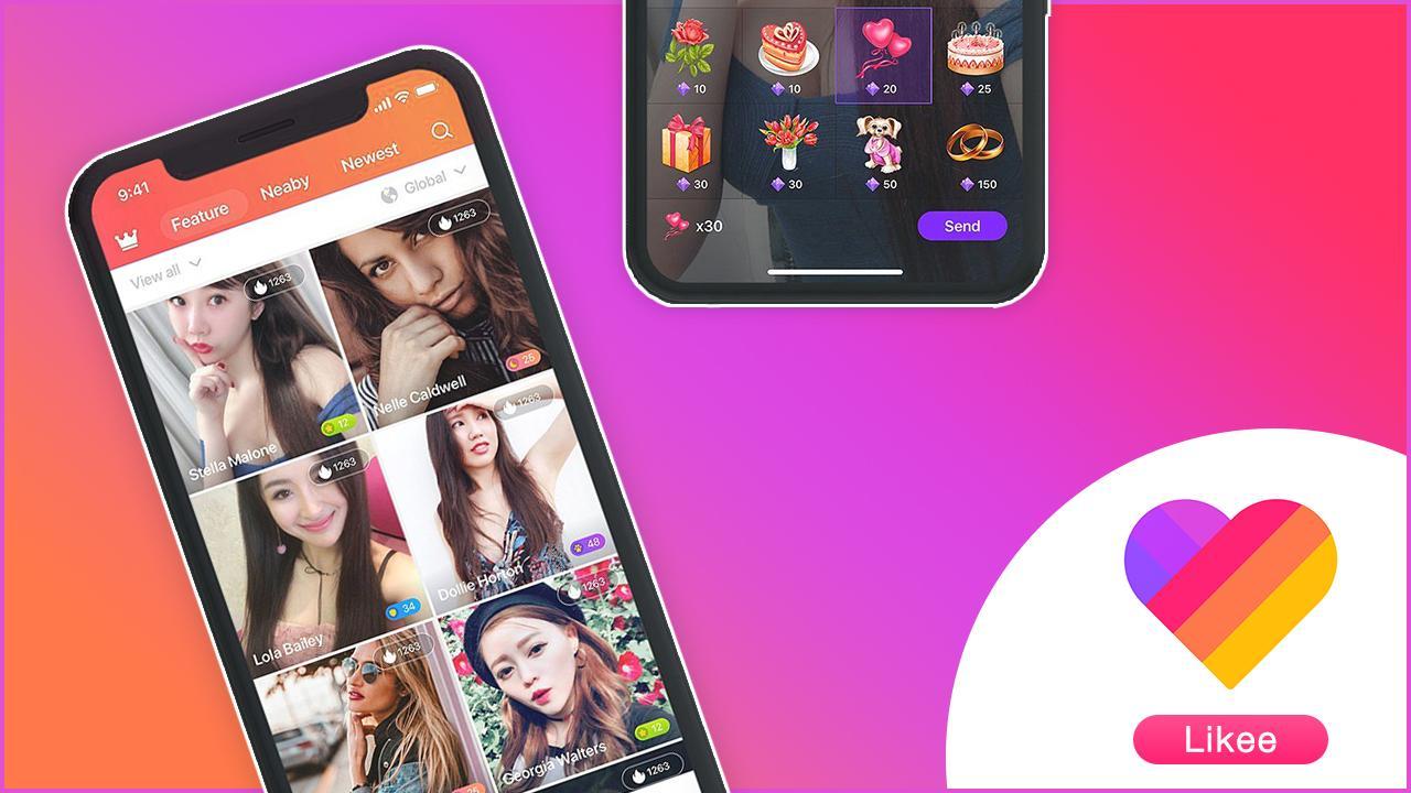 Likee - Like Short Video App