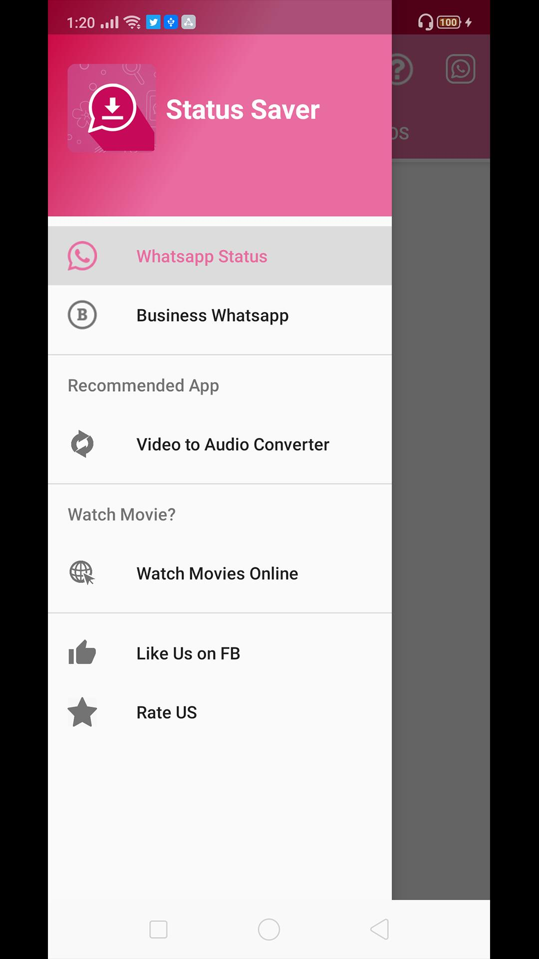 Status Saver 2020 For Android Apk Download
