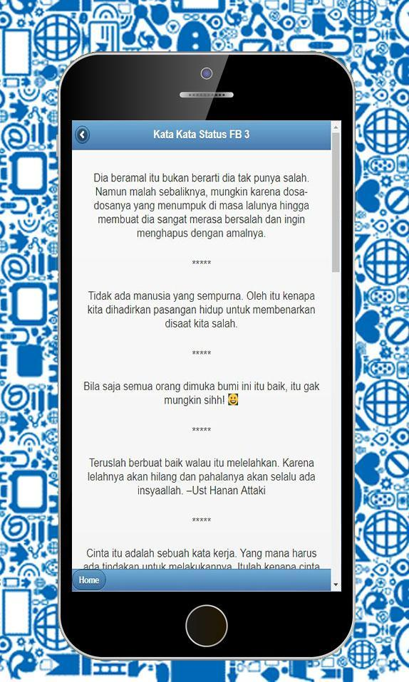 Kata Kata Status Sosial Media For Android Apk Download