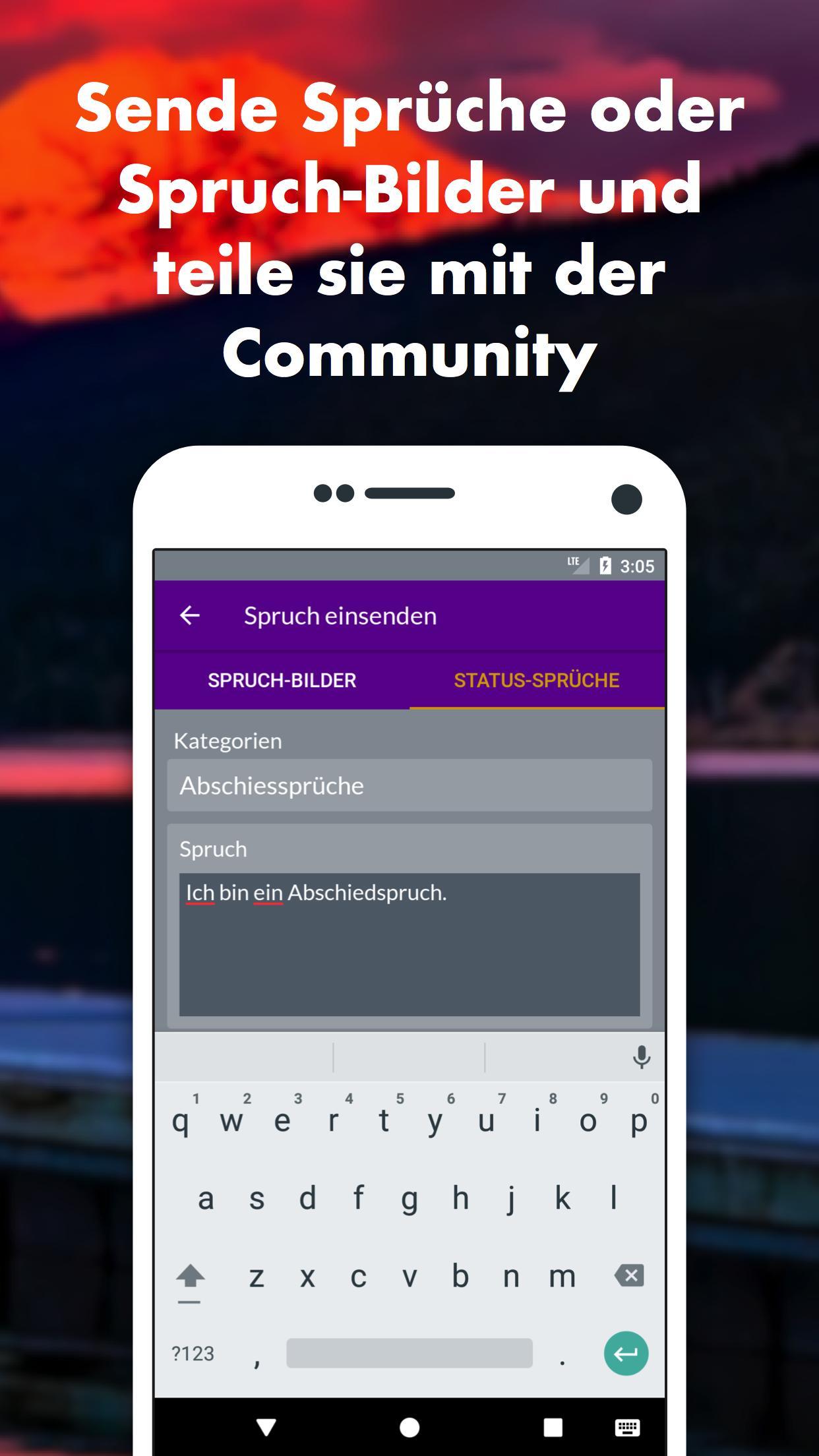 Status Sprüche Zitate Für Whatsapp Status Für Android