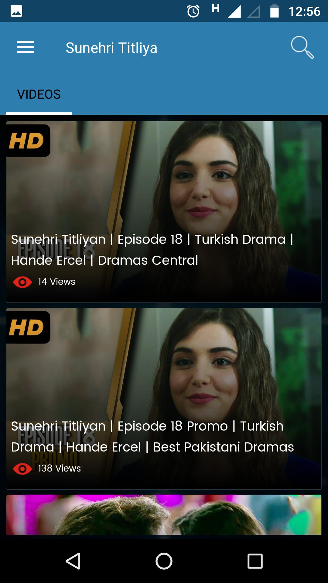 Sunehri Titliyan Turkish Drama in Hindi for Android - APK