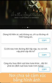 Status Ý Nghĩa, Câu Nói Hay screenshot 1