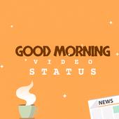 Good morning Video Status icon