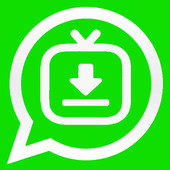 Status Saver for Whatsapp and FB Video Downloader أيقونة