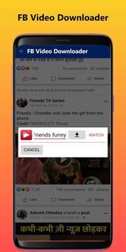 Status Saver for Whatsapp and FB Video Downloader تصوير الشاشة 2