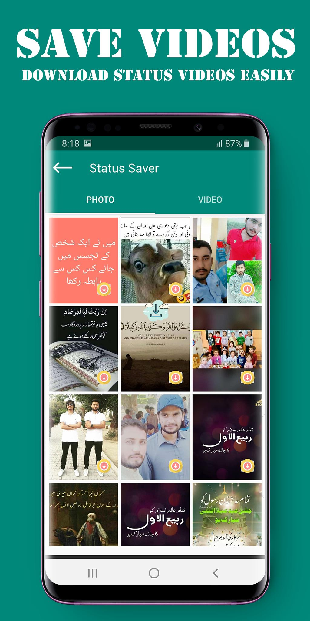 Status Saver For Whatsapp Download Save Status For Android