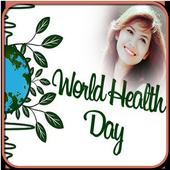 World Health Day Photo Frames icon