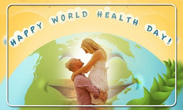 World Health Day Photo Frames screenshot 1