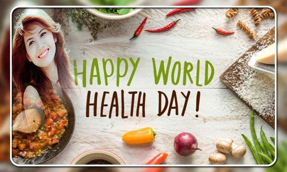 World Health Day Photo Frames screenshot 2