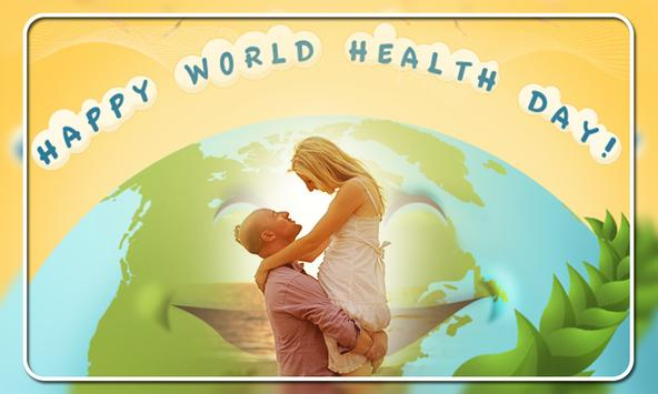 World Health Day Photo Frames screenshot 7