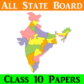 Class 10 All State Board Sample Papers 2020 icon