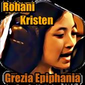 Rohani Kristen Grezia Epiphania Terbaru icon
