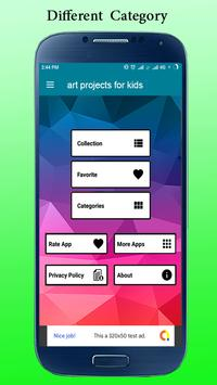 Art Projects for Kids screenshot 1