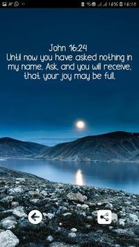 Daily Bible Verses - Inspiration, hope and faith. screenshot 2