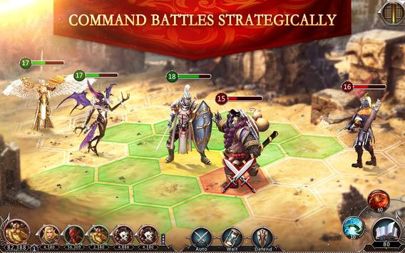 War and Magic स्क्रीनशॉट 1