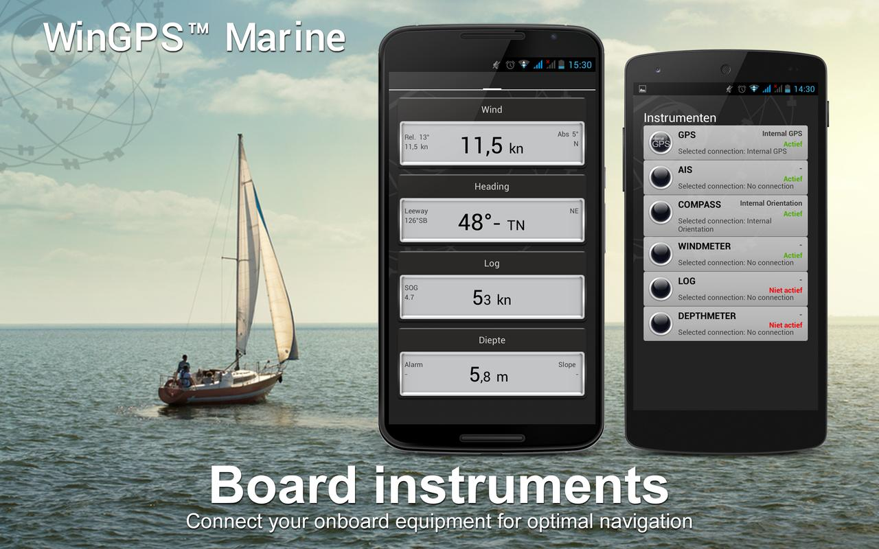 Wingps Marine For Android Apk Download