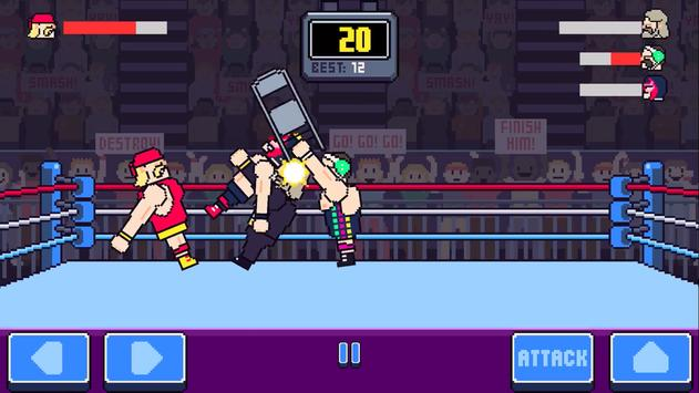 Rowdy Wrestling screenshot 14