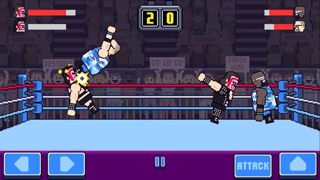Rowdy Wrestling screenshot 11