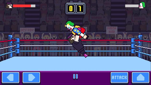 Rowdy Wrestling screenshot 2