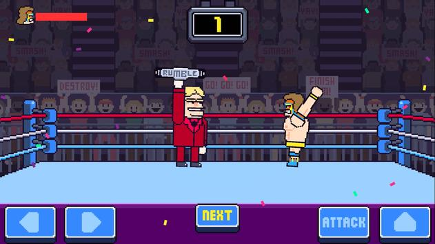 Rowdy Wrestling screenshot 3